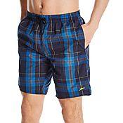Speedo 18 Inch Check Swim Shorts