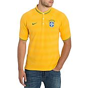 Nike Brazil Authentic Polo Shirt