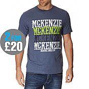 McKenzie Track T-Shirt
