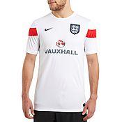Nike England Pre-Match Top