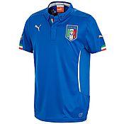 Puma Italy 2014 Junior Home Shirt