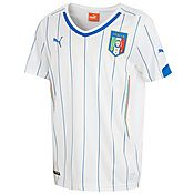 Puma Italy 2014 Junior Away Shirt