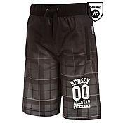 Beck and Hersey Dunk Mesh Shorts Junior