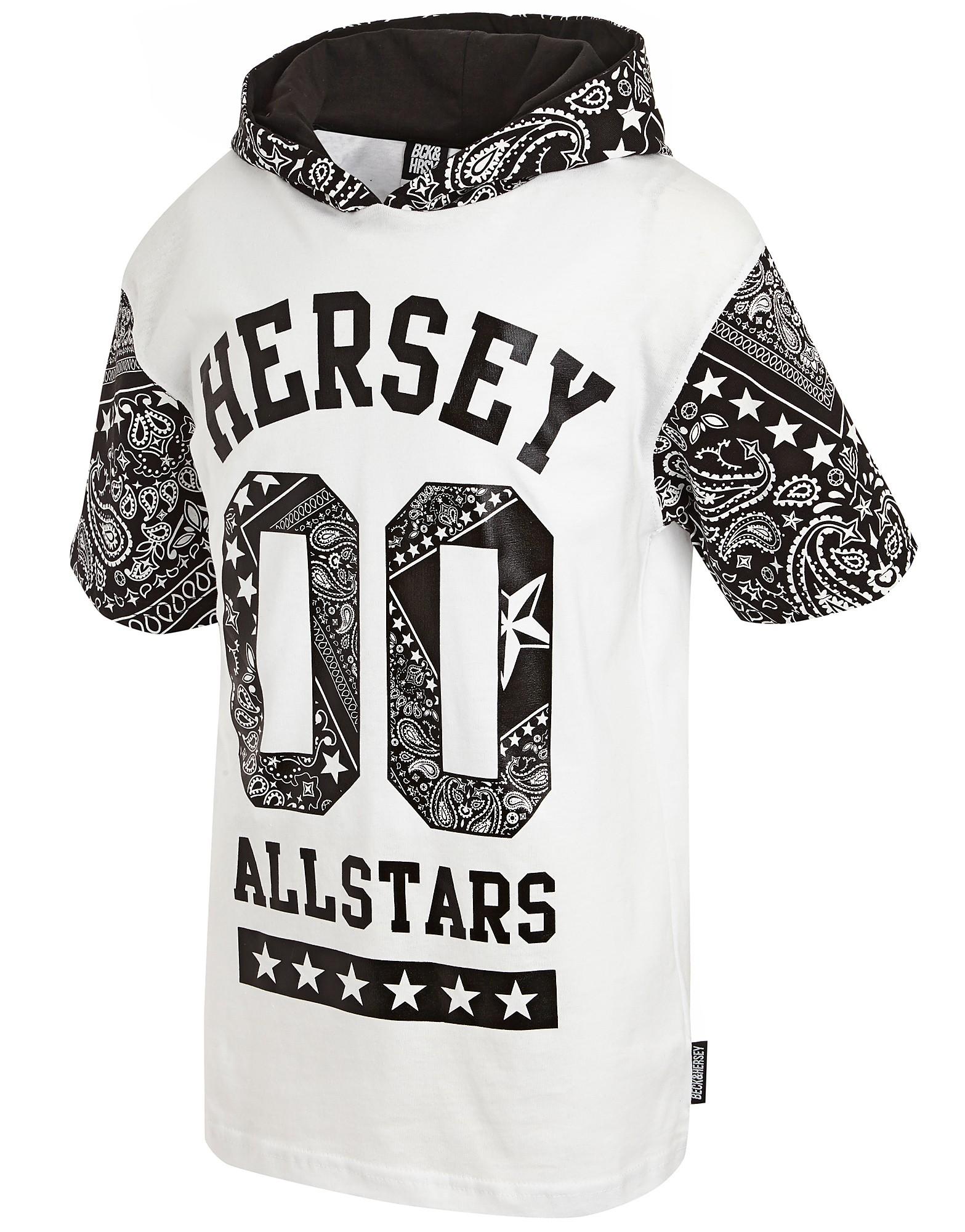 Point Hooded T-Shirt Junior