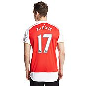PUMA Arsenal FC Home 2015/16 Alexis Shirt