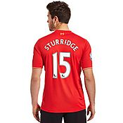 New Balance Liverpool FC Home 2015 Sturridge Shirt