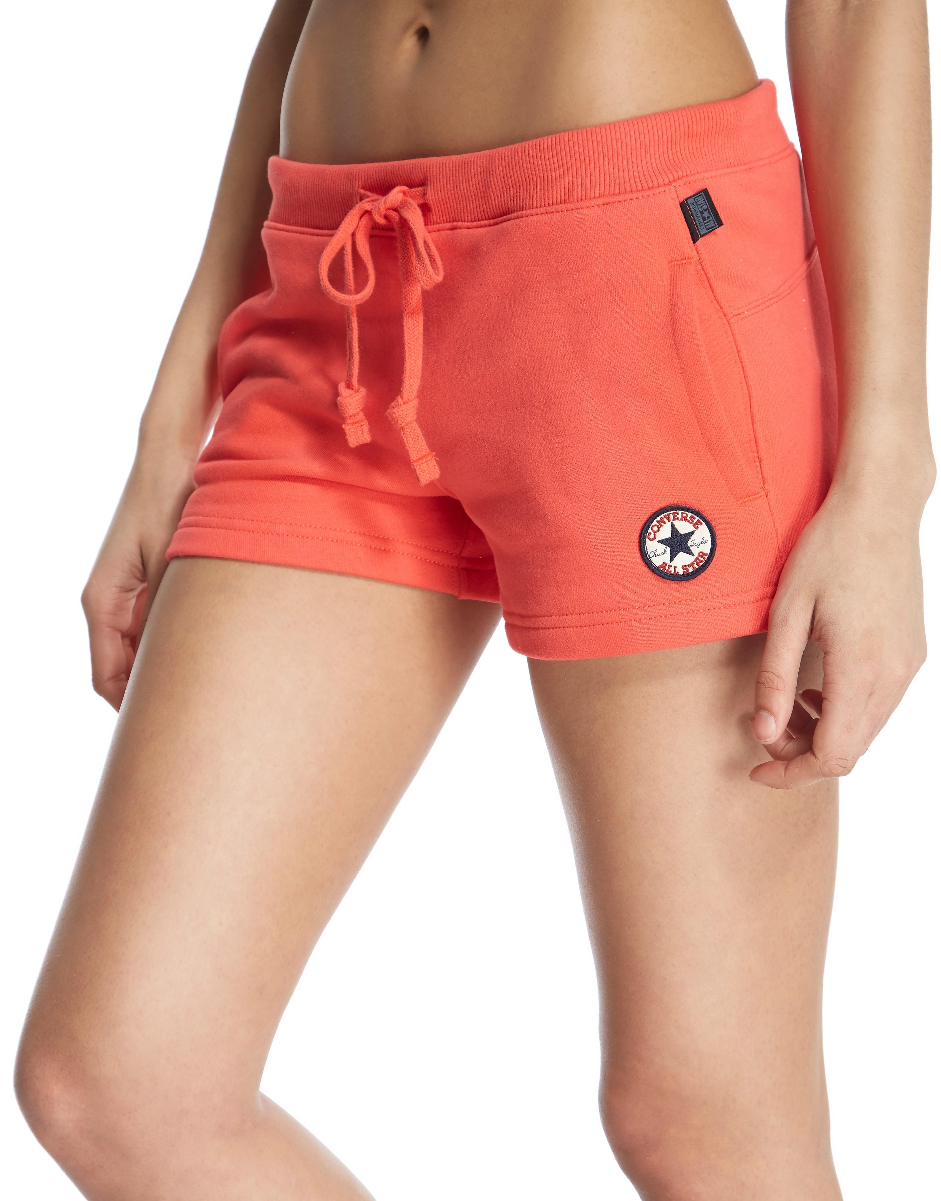 Converse Chuck Patch Shorts - Blush - Womens, Blush