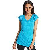 Nike Miler V-Neck T-Shirt