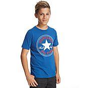 Converse Chuck Logo T-Shirt Junior