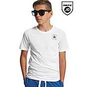 Converse Chuck Pocket T-Shirt Junior