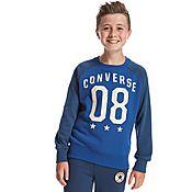 Converse 08 Crew Sweatshirt Junior