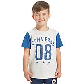 Converse 08 Colour Block T-Shirt Children