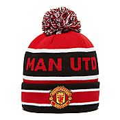 New Era Manchester United Jake Knit Bobble Hat
