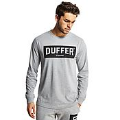 Duffer of St George Black Label Veler Longsleeve T-Shirt