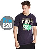 PUMA Shoebox T-Shirt