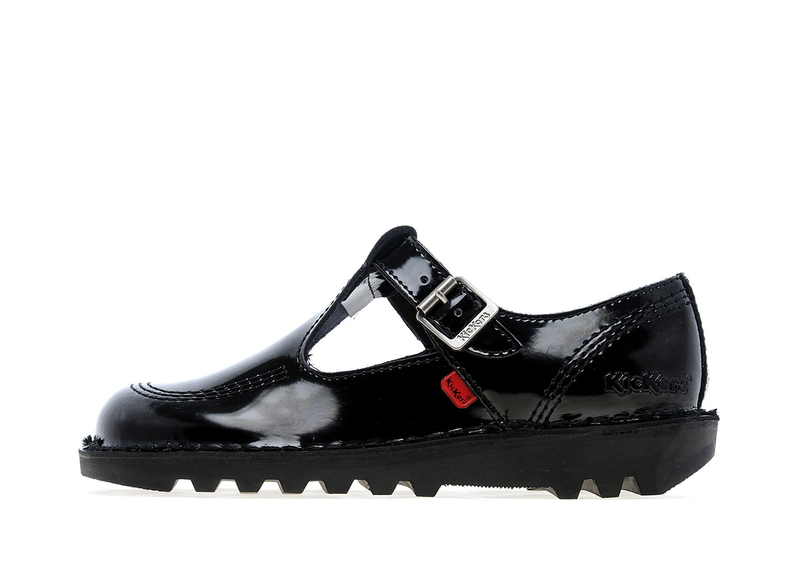 Lastest Kickers Shoes  Kickers Kick Low Core Black Shoes Sale  Kickers Women