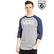 Vans Classic Raglan 3/4 T-Shirt