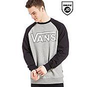 Vans Classic Raglan Sweatshirt