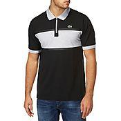 Lacoste Zip Polo Shirt
