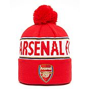 Official Team Arsenal FC Text Bobble Hat