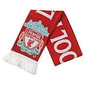 Official Team Liverpool Scarf