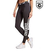 Supply & Demand Logo Stripes Leggings