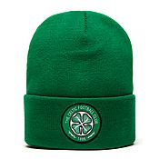 Official Team Celtic Cuff Knitted Hat