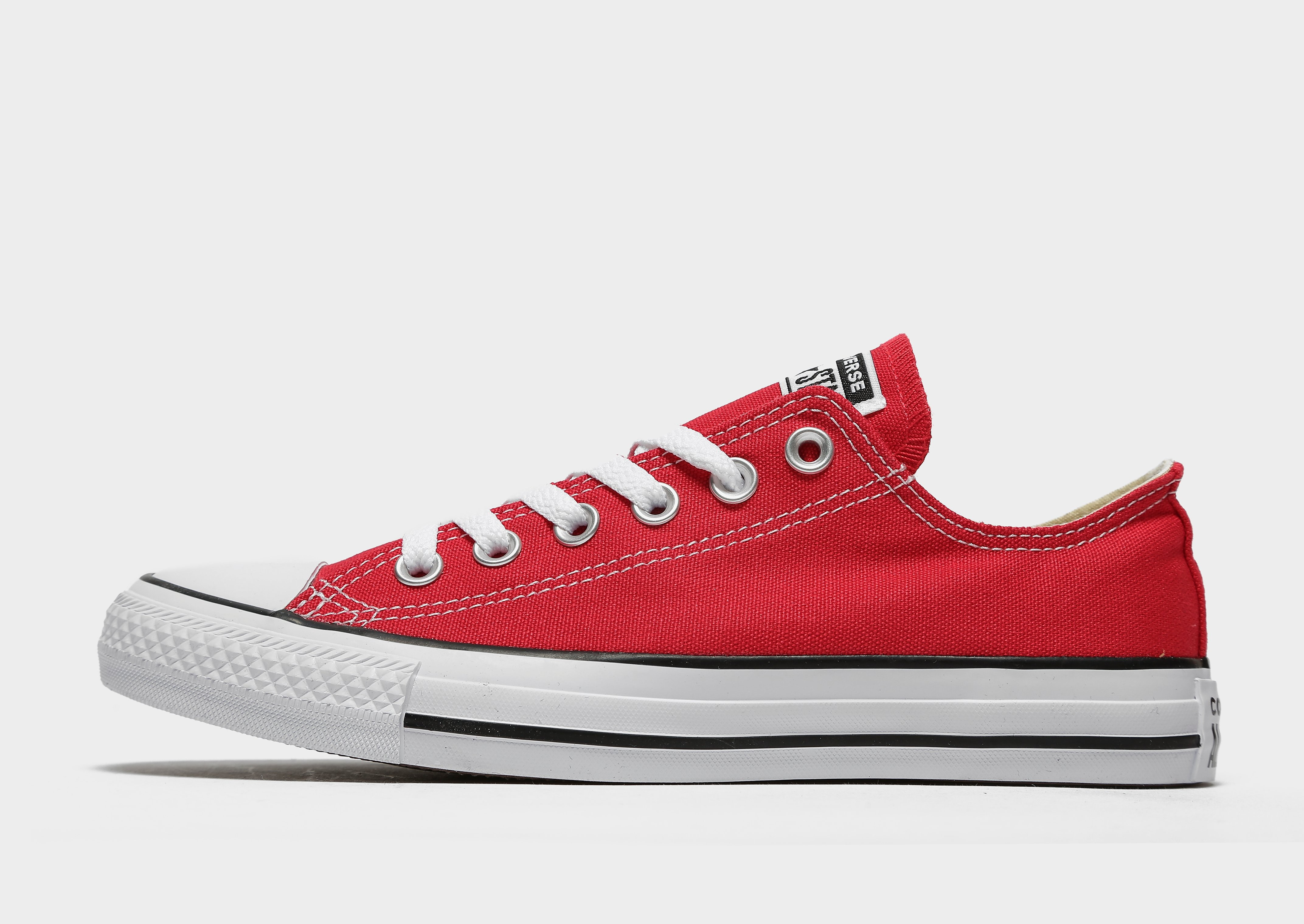 Converse All Star Ox Women\'s - Red - Womens, Red