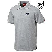 Nike Corp Logo Polo Shirt Junior