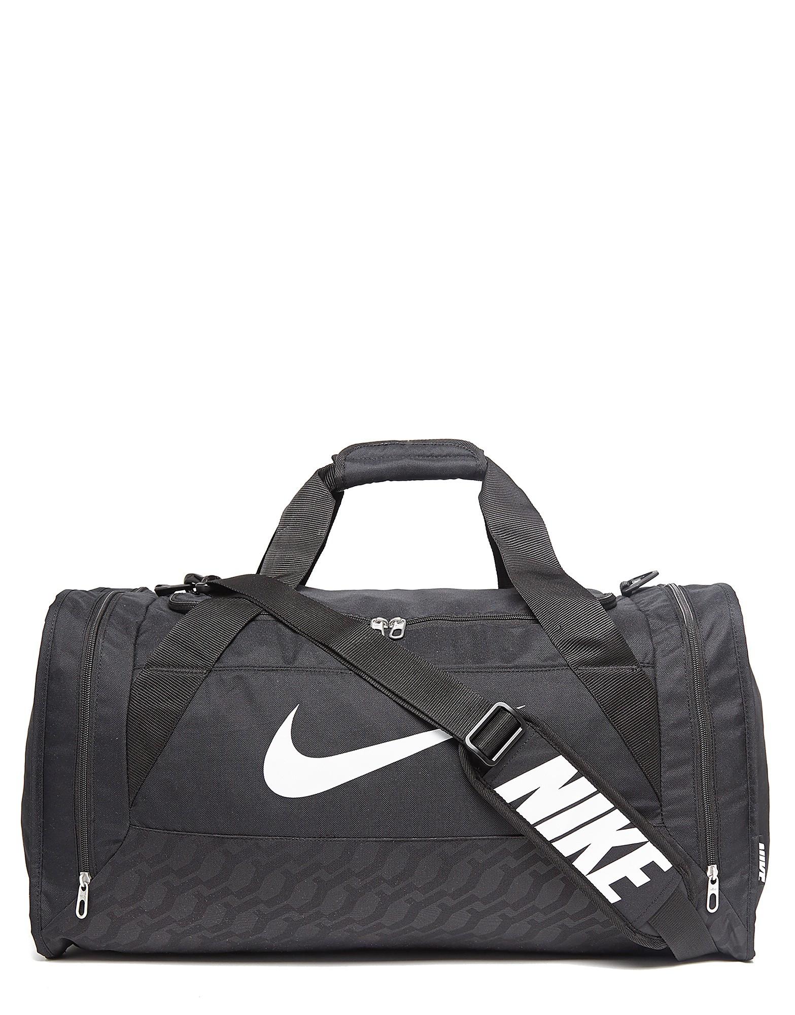Nike Brasilia 6 Medium Duffel Bag - Black - Mens, Black