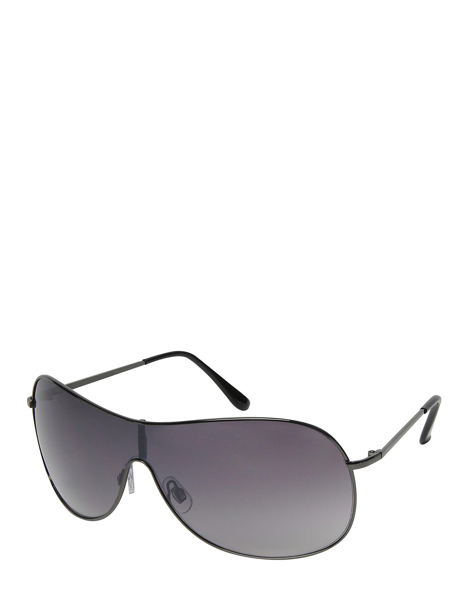 Brookhaven Jamie Visor Sunglasses - Only at JD - Black - Mens, Black