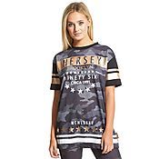 Beck and Hersey Mostyn Camo T-Shirt