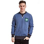 Macron Scotland RFU Elite Crew Sweatshirt
