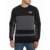 adidas Originals Team Panel Sweatshirt