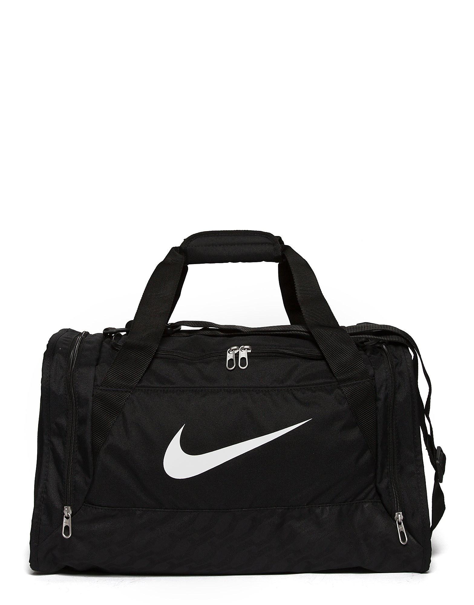 Nike Brasilia Small Duffle Bag - Black - Mens, Black