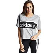 adidas Originals Crop Sport T-Shirt