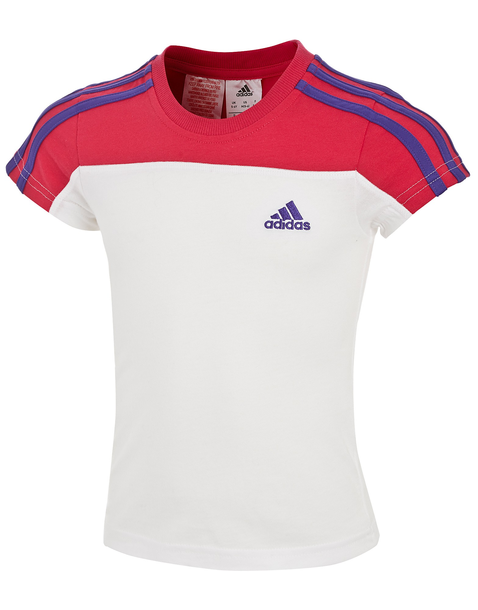 Adidas Girls Essential T-Shirt Childrens product image