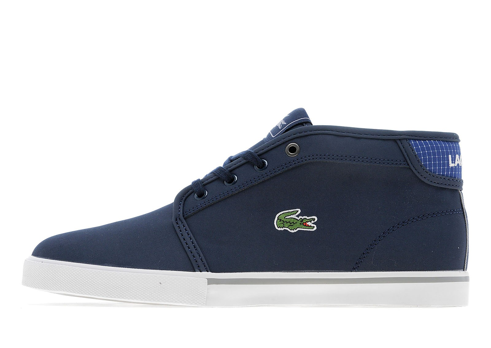 Mens Lacoste Ampthill LNC - Only at JD - Navy/Grey