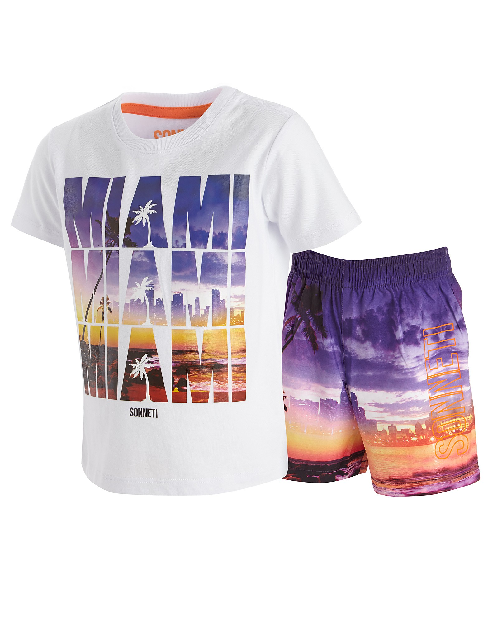 Sonneti Miami T-Shirt Shorts Set Infants product image