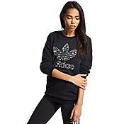 adidas Originals Moscow Logo Crew Sweatshirt