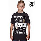 Beck and Hersey Venus T-Shirt Junior