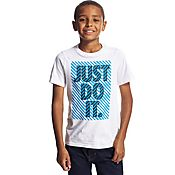 Nike Just Do It Hazard T-Shirt Junior