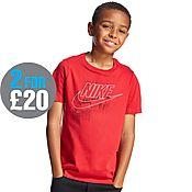 Nike Hotline Futura T-Shirt Junior