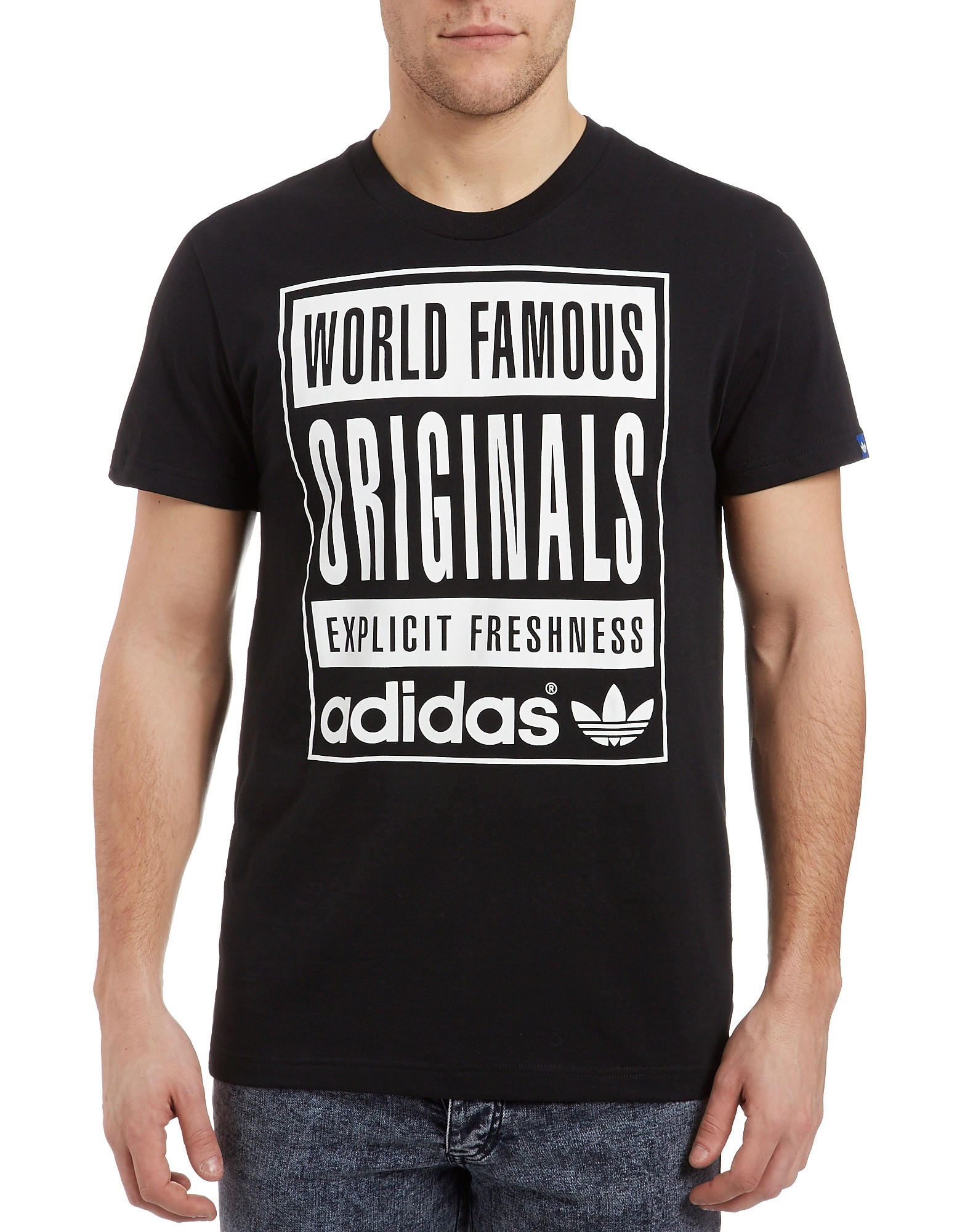 adidas Originals World Famous T-Shirt product image
