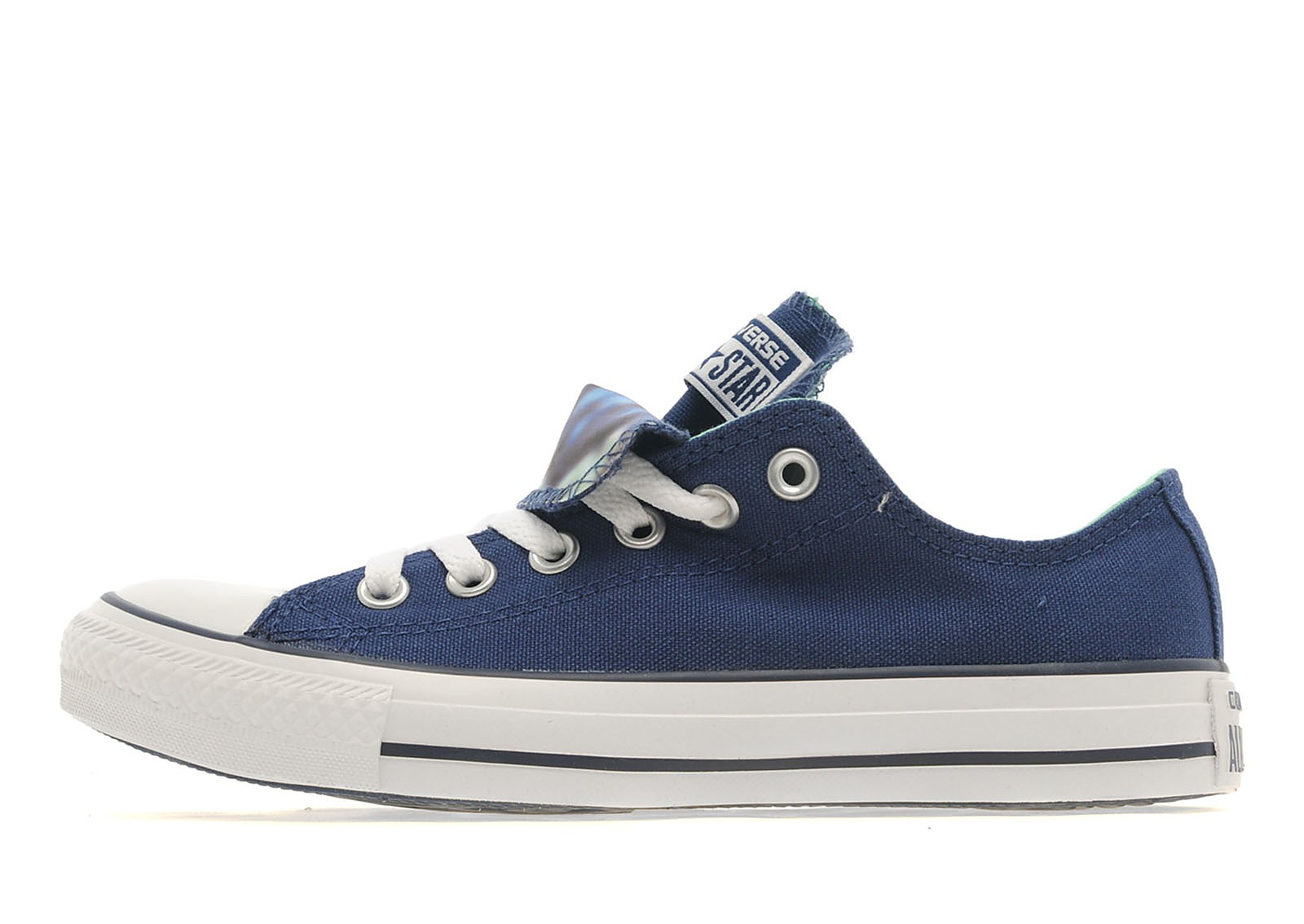 Converse All Star Double Tongue Tie Dye