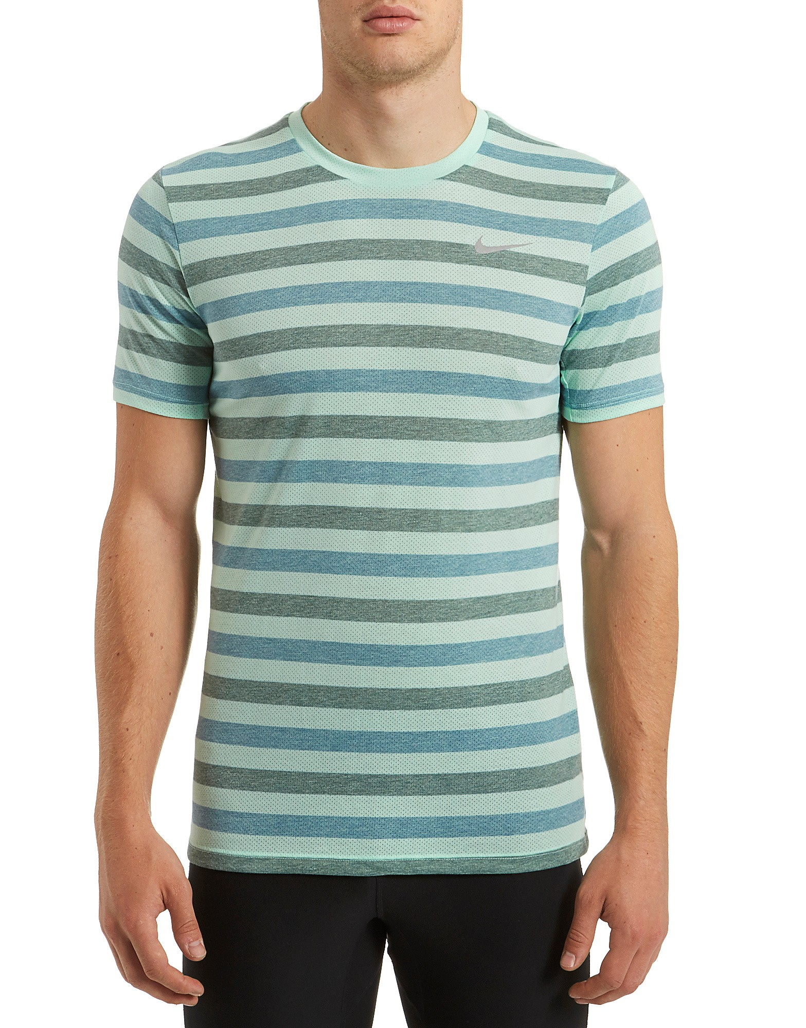 Nike Dri-FIT Tailwind Stripe T-Shirt product image