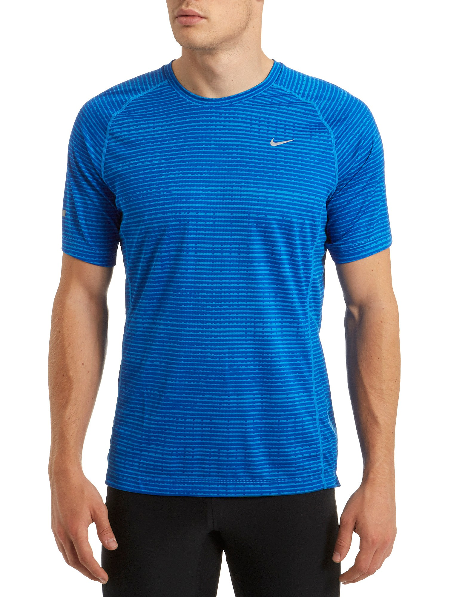 Nike Printed Miler T-Shirt product image