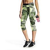 Nike Pro Printed Capri Tights