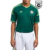 adidas Northern Ireland 2014 Home Shirt