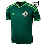 adidas Northern Ireland 2014 Junior Home Shirt